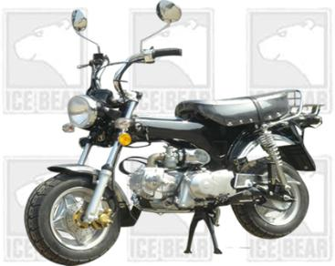 Dax 125cc mini cycle like the Honda trail 70