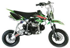 SSR 125CC DIRT BIKE