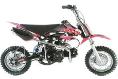 SSR 70CC DIRT BIKE