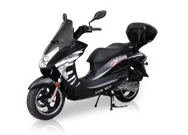 Znen 150cc touring scooter