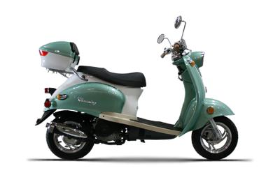 Lance 50cc scooter Charming