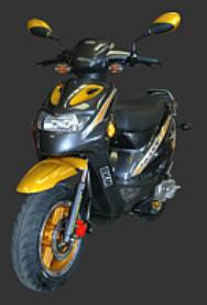 BKM Xenon 50cc scooter, Vento scooters, gas scooters, Strada 2 stroke scooter,